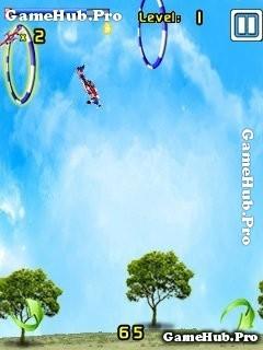 Tải game Sky Stunt Ring - Lái Máy Bay Thể Thao Java