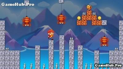 Tải game Super Jabber Jump - Phiêu lưu cho Android apk