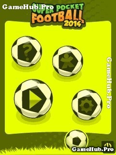 Tải game Super Pocket Football 2014 - Bóng đá cho Java