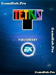 Tải game Tetris 2012 - Xếp hình truyền thống cho Java