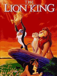 Tải game The Lion King - Sư tử Simba phiêu lưu cho Java
