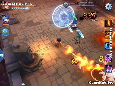 Tải game Thiên Hạ - Siêu phẩm gMO 3D cho Android IOS