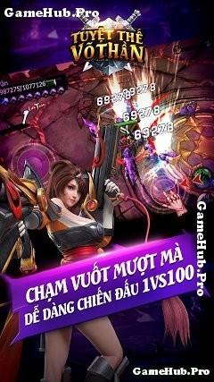 Tải game Tuyệt Thế Võ Thần - Chiến đấu ARPG trên Mobile