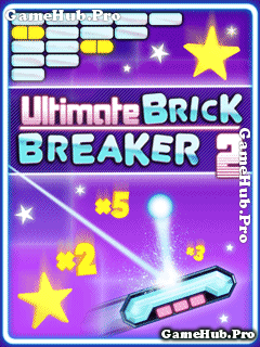 Tải game Ultimate Brick Breaker - Phá gạch cho Java