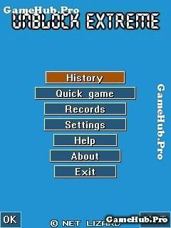 Tải game Unblock Extreme - Trí tuệ mở Cổng cho Java