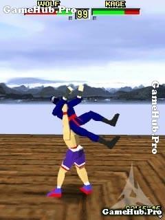 Tải game Virtual fighter mobile 3D đối kháng cho Java