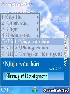 Tải Image Designer - Ứng dụng chỉnh sửa ảnh cho s60