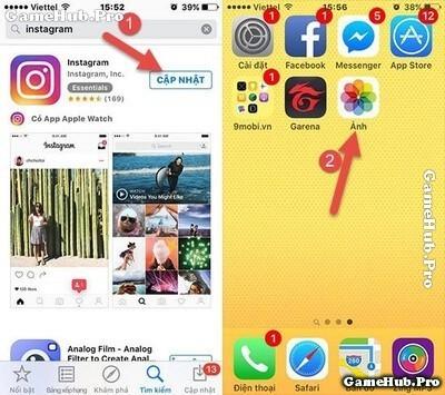 Thủ thuật thêm Instagram vào danh sách chia sẻ cho iPhone