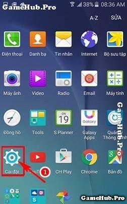 Hướng dẫn cách tiết kiệm PIN trên Samsung Galaxy J5, J7