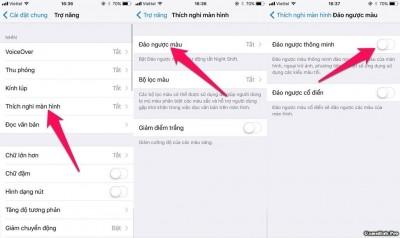 Hướng dẫn cách kích hoạt chế độ Dark Mode trên iOS 11