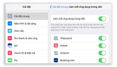 Cách khắc phục khi điện thoại iPhone, iPad chạy chậm