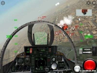 Tải game AirFighters - Mô phỏng bắn máy bay Android
