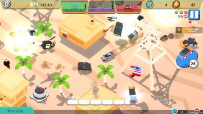 Tải game AngryRacer Live - Đua xe bắn súng cho Android