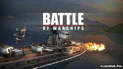 Tải game Battle of Warships - Tàu chiến Mod tiền Android