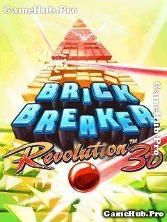 Tải game Break Breaker - Revolution Phá Gạch 3D cho Java