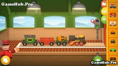 Tải game BRIO World - Railway Xây Đường Sắt cho Android