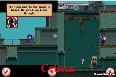 Tải game Captain America - Sentinel of Liberty cho Java