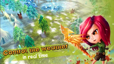 Tải game Chibi Survivor Weather Lord - Phiêu lưu Android