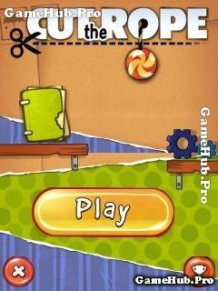 Tải game Cut the Rope - Ếch ăn Kẹo Logic cho Java