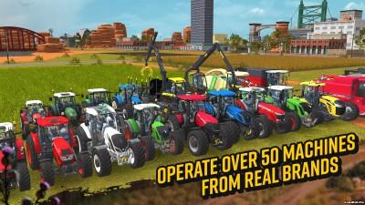 Tải game Farming Simulator 18 - Nông dân hiện đại Mod Money
