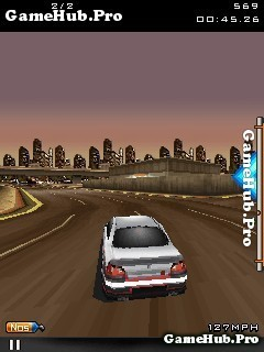 Tải game Fast and Furious 3D - Siêu game đua xe cho Java