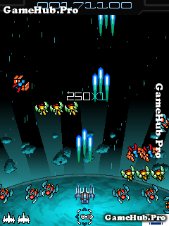 Tải game Galaga X - Bắn máy bay huyền thoại cho Java