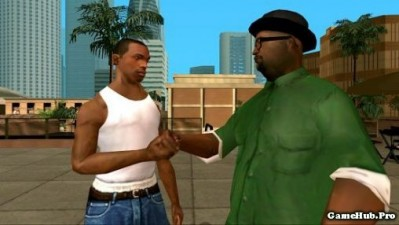 Tải game Grand Theft Auto - San Andreas Mod Android