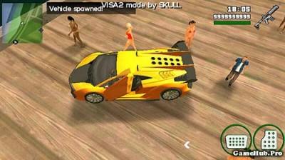 Tải game Grand Theft Auto V - GTA V Đường Phố cho Android