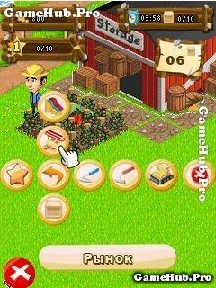 Tải game Happy Farmer - Chăm sóc nông trại cho Java