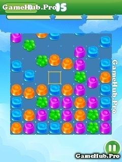 Tải game Jelly Jewel - Phá hủy thạch màu cho Java
