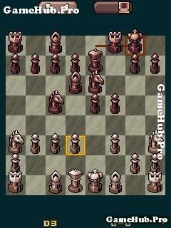 Tải game Kasparov Chess Deluxe - Chơi cờ Vua cực khó Java