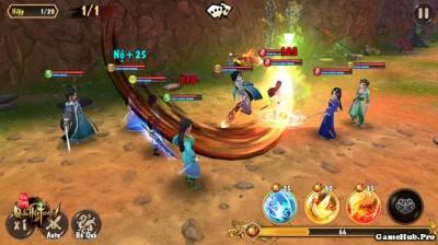 Tải game Kim Dung Quần Hiệp Truyện 3D cho Android iOS