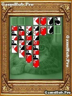 Tải game Kitten Solitaire - Xếp bài cổ điển cho Java