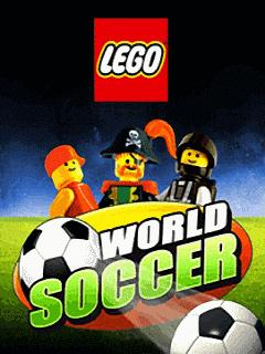 Tải game LEGO World Soccer 3D - Thế giới bóng đá Java