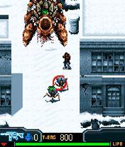 Tải game Lost Planet Trag Zero - Giải cứu thành phố Java