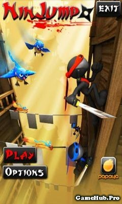 Tải game NinJump - Ninja chạy trốn Mod Shields Android