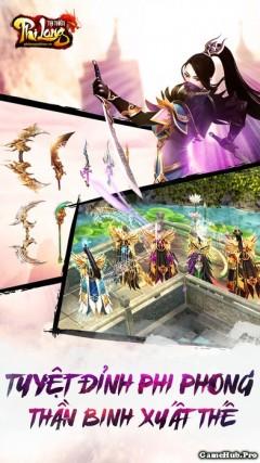 Tải game Phi Long Tại Thiên - Nhập vai Kiếm Hiệp 2017