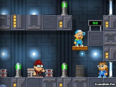 Tải game Pixel Worlds - Phiêu lưu chiến thuật Android