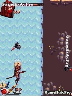 Tải game Shinobi 2 - Phantom Ninja hành động cực hay Java