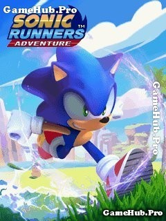 Tải game Sonic Runners Adventure - Phiêu lưu siêu âm Java
