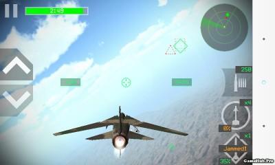 Tải game Strike Fighters Pro - Phi cơ chiến đấu Android