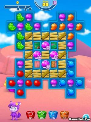 Tải game Taste Buds - Thu thập thức ăn Mod cho Android