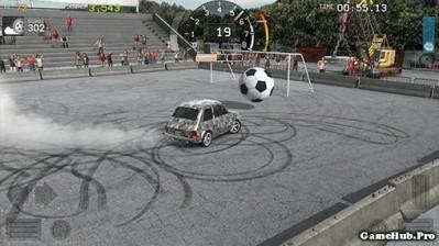 Tải game Torque Burnout - Đua xe nghệ thuật Mod Android