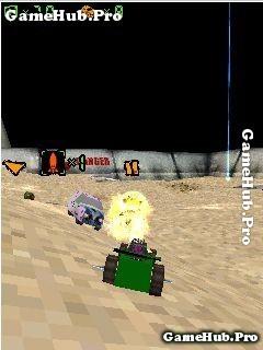 Tải game Twist Metal 4 3D - Đấu trường khóc liệt cho Java