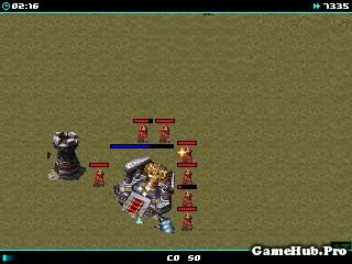 Tải game WarCraft 3 - Chiến thuật thời gian thực Java