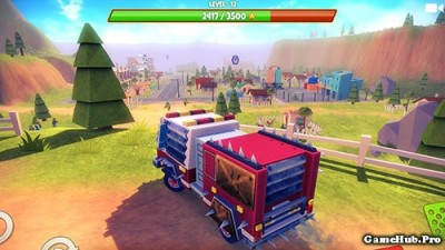 Tải game Zombie Offroad Safari - Đua xe Mod Money Android