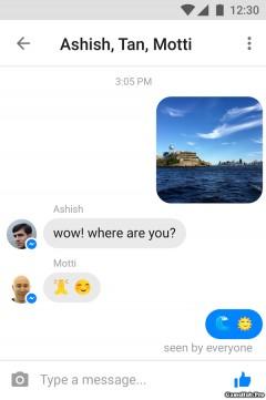 Tải Messenger Lite - Phiên bản rút gọn cực nhẹ Android