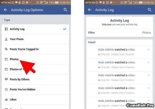 Mẹo xem lại mọi hoạt động và bài đăng cũ trên Facebook