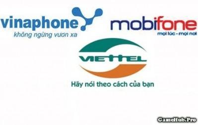 Kiểm tra xem số điện thoại sim Viettel, Vinaphone, Mobifone