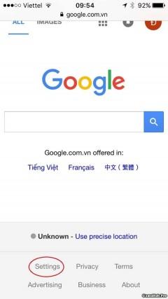 Hướng dẫn xóa lịch sử tìm kiếm Google trên mọi thiết bị